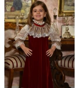 1 Rochita domnita catifea