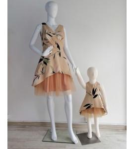 Set rochie mama fiica