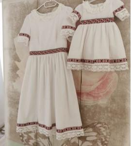 Set Mamă-fiică Aronia Traditional