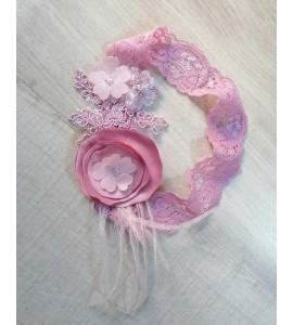 Bentita handmade roz